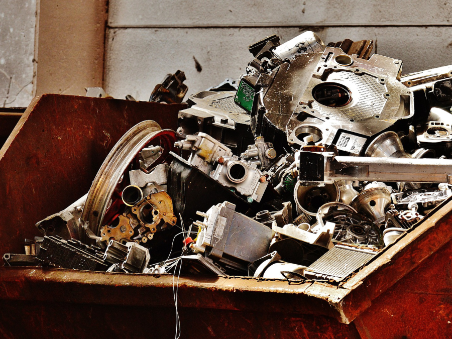 NO CASH FOR SCRAP… BUT WE CAN STILL PAY YOU!